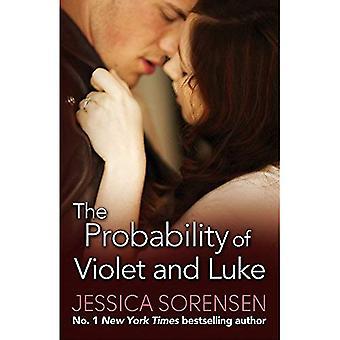 Sannolikheten för viol och Luke (Callie och Kayden)