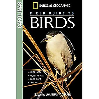 National Geographic Field Guide to Birds: Carolinas (National Geographic Field Guide to Birds)