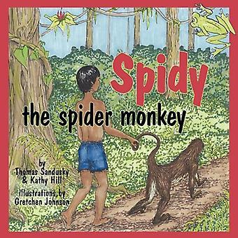 Spidy the Spider Monkey