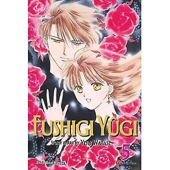 Fushigi Yugi, Band 5