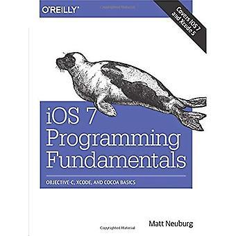iOS 7 ohjelmoinnin perusteet: Objective-C, Xcode ja kaakao perusteet