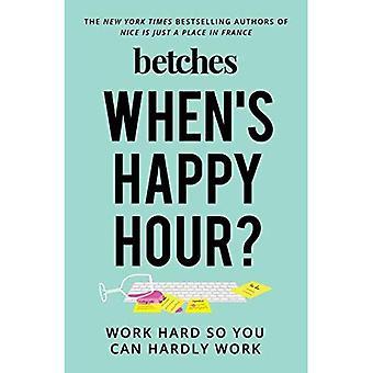 När är Happy Hour?