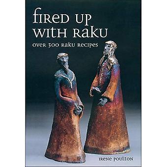 Despedido com Raku: mais de 300 receitas de Raku