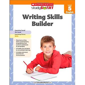 Scholastieke studie slim schrijven vaardigheden Builder niveau 5