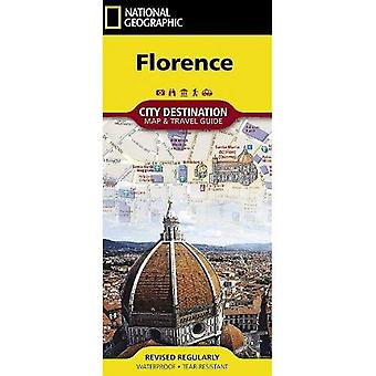 Florence: City Destination Map and Travel Guide