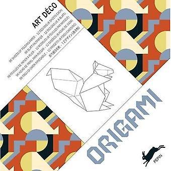 Art Deco: Origami Book