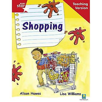 Shopping: Red Level (Rigby Star Guided)