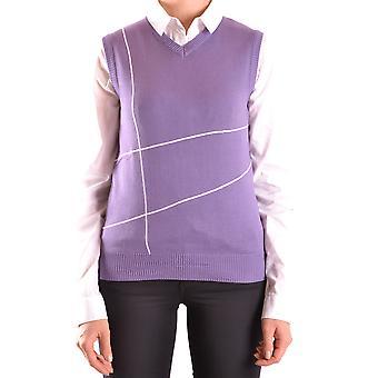 Emporio Armani lila Cotton Vest