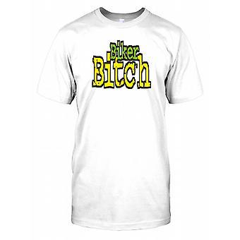 Biker Bitch Mens T Shirt