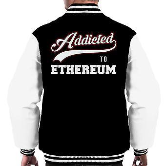 Addicted To Varsity Jacket Athereum maschile