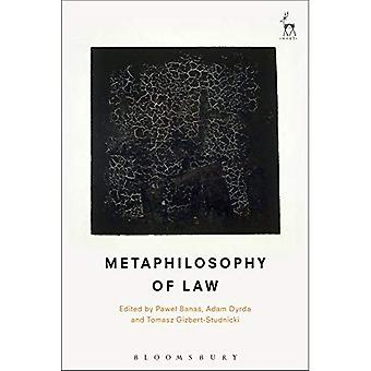 Metaphilosophy of Law
