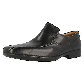 Mens Clarks Formal Slip On Shoes Francis Flight