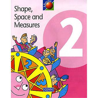 1999 Abacus Year 2 / P3 - Workbook Shape - Space & Measures by Ruth Me