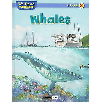 Whales by Leslie McGuire - Judith Hunt - 9781601153197 Book