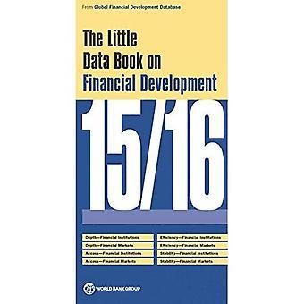 Den lilla Data boken på finansiella utveckling 2015-2016 (World Development Indicators)