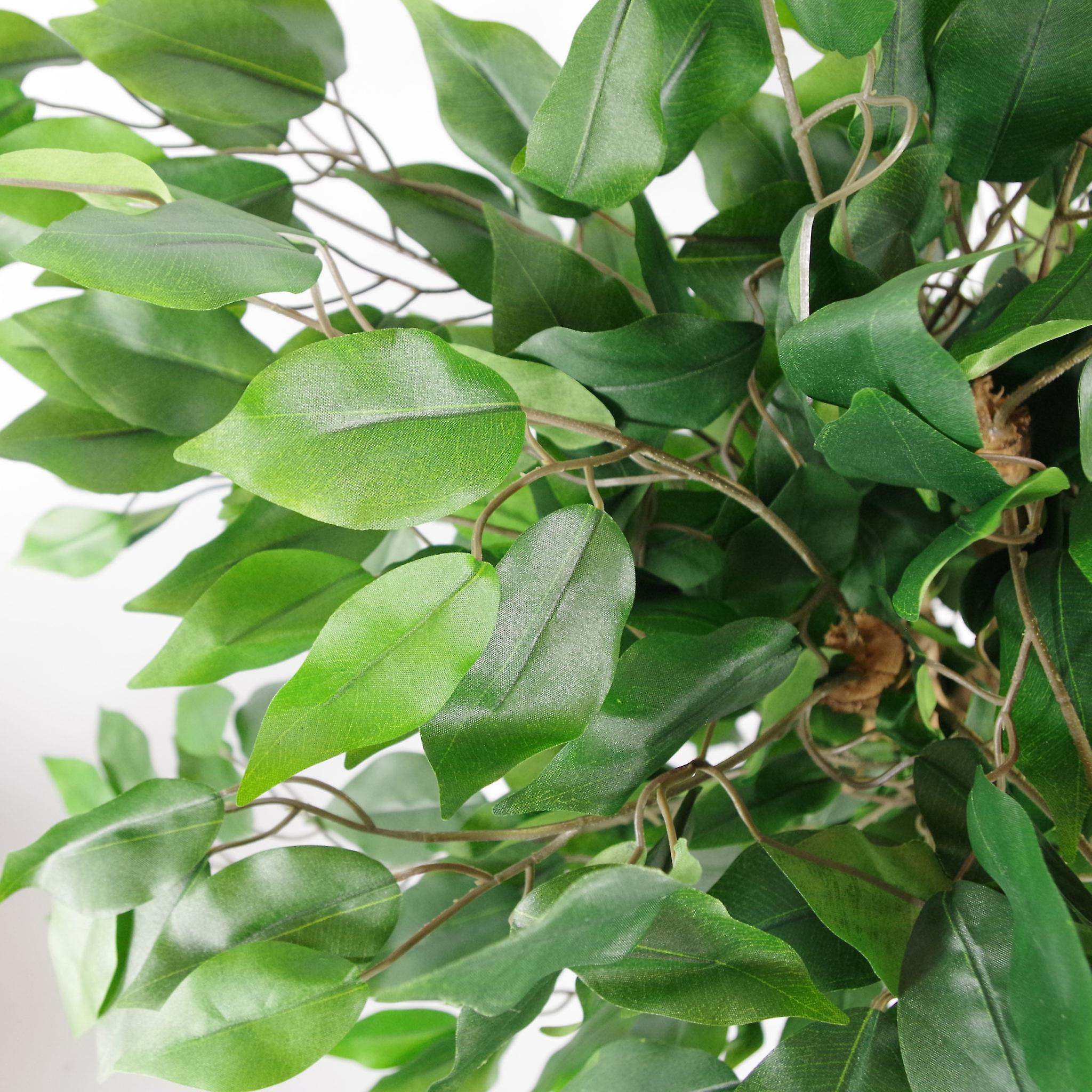 90cm Artificial Evergreen Ficus Tree