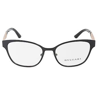 Bvlgari BV2201B 239 53 Divas' Dream Cat Eye Eyeglasses Frames