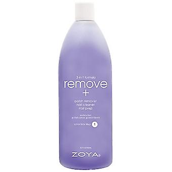 Zoya Nail Polish Remover - Remove Plus 960ml (ZTRM03)