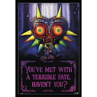 Poster - Studio B - Zelda - Terrible Fate 36x24