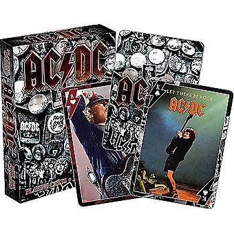 AC/DC set of playing cards (version 2)    (nm 52360)