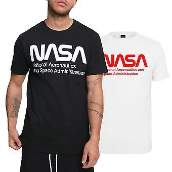Mister Tee Shirt - NASA Wormlogo