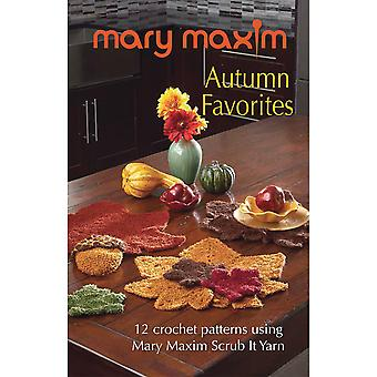 Mary Maxim Bücher-Herbst Favoriten MA-01540