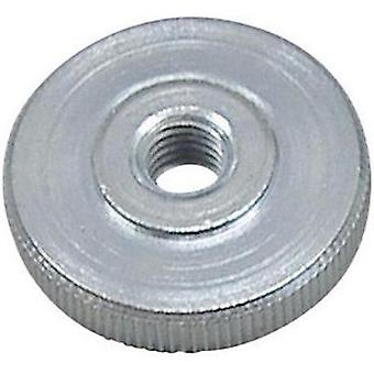 Knurled nuts M5 DIN 467