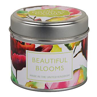 Chelsea Collection Candle in a Tin - Beautiful Blooms