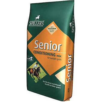 Spillers Senior Conditioning Mix 20Kg (Horses , Food , Feed , Chaff And Mixtures)