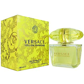 Versace Yellow Diamond for Women 3.0 oz EDT Spray