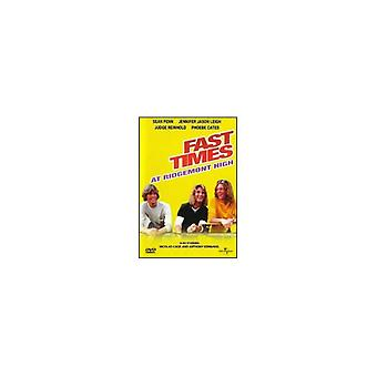 Fast Times At Ridgemont High Dvd