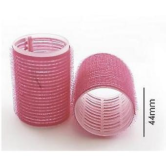 Stranded Small Self Grip Hair Rollers 44mm