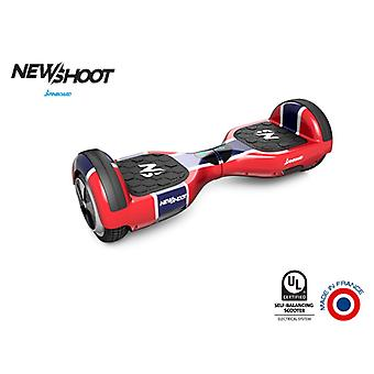hoverboard spinboard © stadium of norway