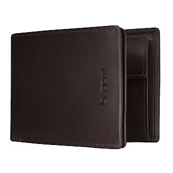 Bugatti Vértice men's apparent bag purse wallet purse Brown 5321