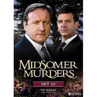 Midsomer Murders: Set 23 [DVD] USA import