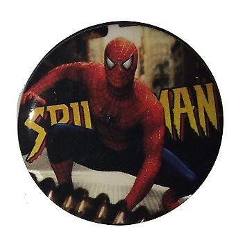 STOCK ITEM | Individual Badges | SPIDERMAN | Ideal Party Bag Badges | SINGLE BADGE