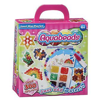 Zestaw Mini gry Aquabeads Jewel