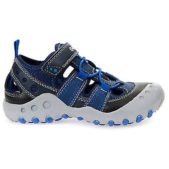 Geox Boys Kyle J72E1A Sandals Navy Royal