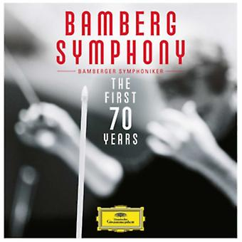 Bamberg Symphony - The First 70 Years by Bamberger Symphonike