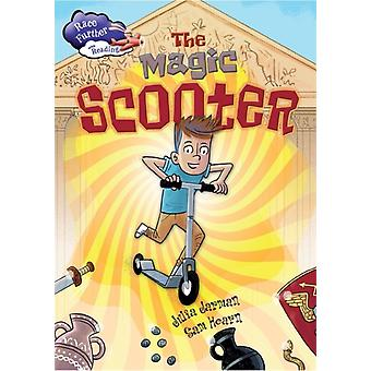 The Magic Scooter (Race Further with Reading) (Paperback) by Jarman Julia Hearn Sam