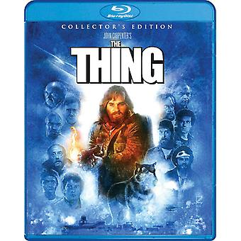 Thing (Collector's Edition) [Blu-ray] USA import