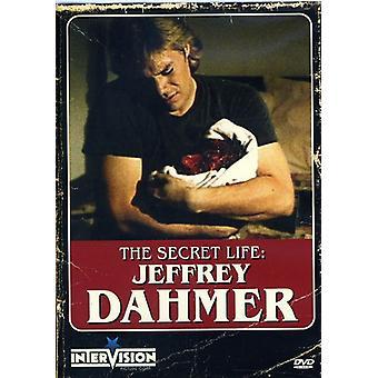 Hemmelige liv-Jeffrey Dahmer [DVD] USA importerer