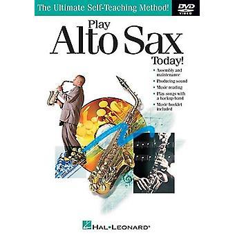 Gioca Sax Alto oggi stesso! Importazione [DVD] Stati Uniti d'America