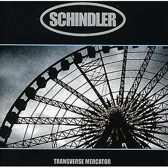 Schindler - Transverse Mercator [CD] USA import