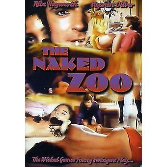 Nøgne Zoo [DVD] USA importen
