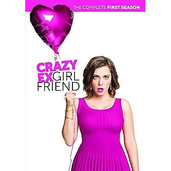 Skøre Ex-kæreste: Den komplette første sæson [DVD] USA import