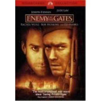 Fienden på Gates [DVD] USA import