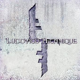 Ludovico Technique - Some Things Are Beyond Therapy [CD] USA import