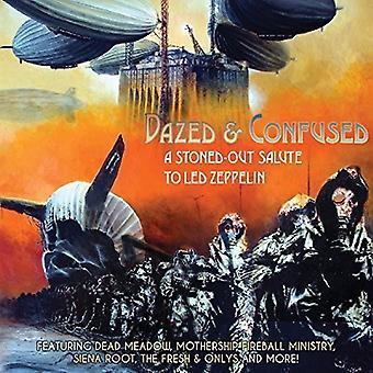 Verschiedene Künstler - benommen & verwechselt - ein Stoned-Out Gruß an [Vinyl] USA Import