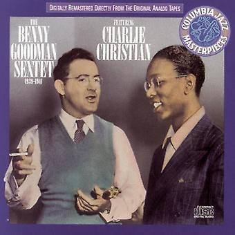 Sexteto de Benny Goodman - importación de Estados Unidos de 1939-41 [CD]